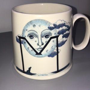 Anthropologie Balducci M mug